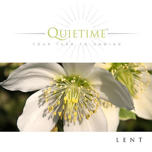 Quietime Lent by Eric Nordhoff