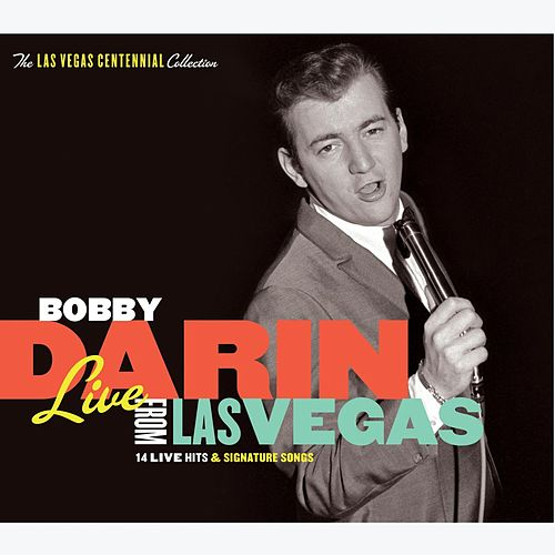 Live From Las Vegas by Bobby Darin