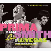 Live From Las Vegas by Louis Prima
