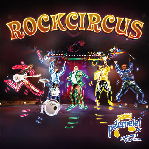 Rockcircus by Pelemele