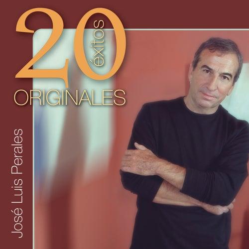 Originales: 20 Exitos by Jose Luis Perales