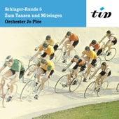 Schlager-Runde 5: Zum Tanzen und Mitsingen, 28 Spitzenschlager instrumental by Orchester Jo Plée