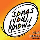 Songs You Know - Hair Bands [Mini-Bundle] by Various Artists