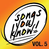 Songs You Know - Volume 5 by Various Artists