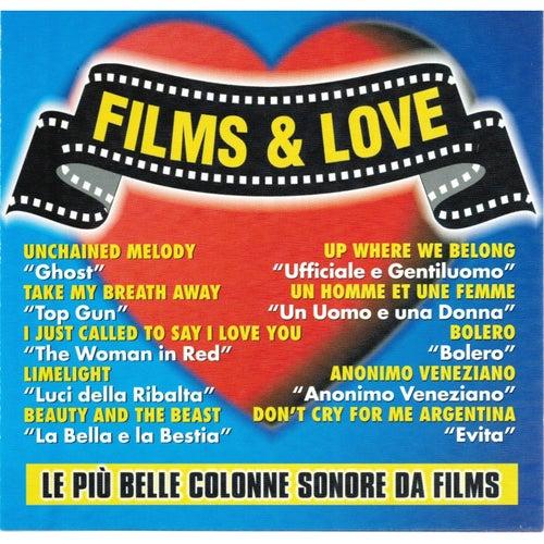 Films & Love (Le più belle colonne sonore da films) by Various Artists