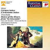 Bizet: Carmen Suites No. 1 & No. 2, L'Arlésienne Suites No. 1 & No. 2, Dance of the Hours from La Gioconda by The Philadelphia Orchestra