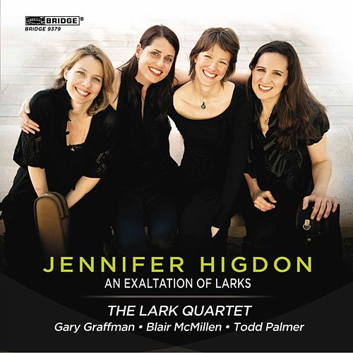 An Exaltation of Larks by The Lark Quartet