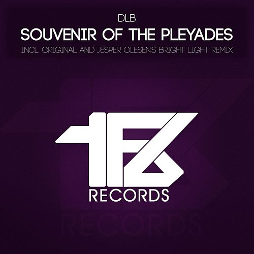 Souvenir of The Pleyades by DLB