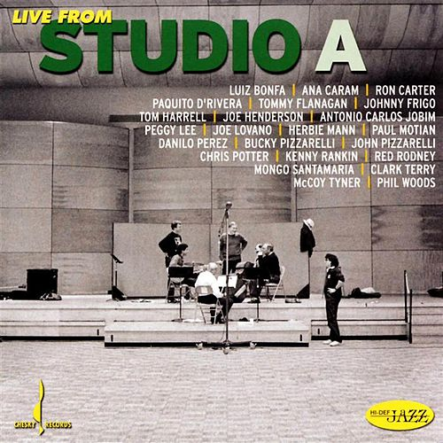 Live from Studio A by Various Artists