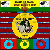 Rockin' Rhythm 'n' Blues from MEMPHIS by Various Artists