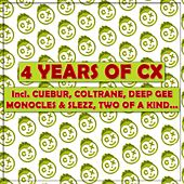 4 Years of CX - EP by Various Artists