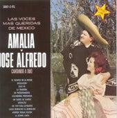 Las Voces Mas Queridas De Mexico Amalia Y Jose Alfredo Cantando A Duo by Various Artists