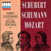 Mozart, Schubert & Schumann: Works by Harro Ruijsenaars