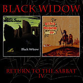 Retrun to the Sabbat / IV by Black Widow (Rock)