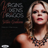 Virgins, Vixens & Viragos by Susan Graham