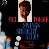 Swings Shubert Alley von Mel Tormè