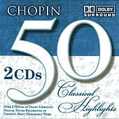 Dolby Surround Classics by Frederic Chopin