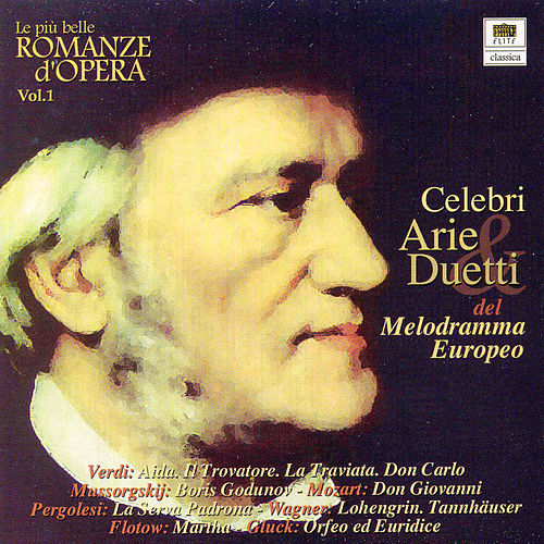 Le Piti Belle Romanze d'Opera by Various Artists