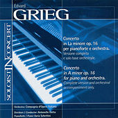 Concerto in A Minor for Piano and Orchestra, Op. 16 by Edvard Grieg