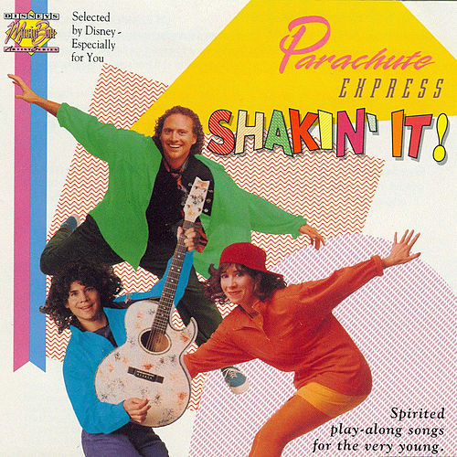 Shakin' It by Parachute Express