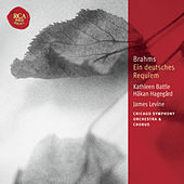 Brahms: Ein Deutsches Requiem: Classic Library Series by Johannes Brahms