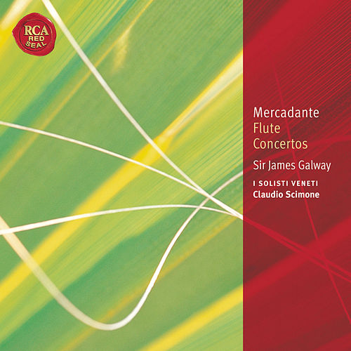 Mercadante: Flute Concertos: Classic Library Series by James Galway