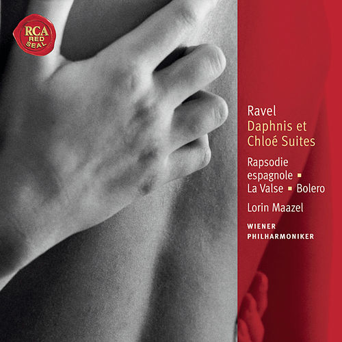 Ravel Daphnis Et Chloé Suites; Bolero: Classic Library Series by Maurice Ravel
