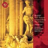 Respighi Fontane Di Roma; Pini Di Roma; Feste Romane: Classic Library Series by Ottorino Respighi