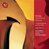 Rodrigo: Concierto De Aranjuez: Classic Library Series by Julian Bream