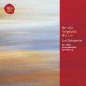 Borodin: Symphonies Nos. 1-3 by Loris Tjeknavorian