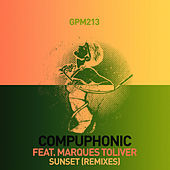 Sunset (Remixes) by Compuphonic