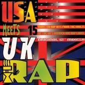 USA Meets UK Rap by Various Artists