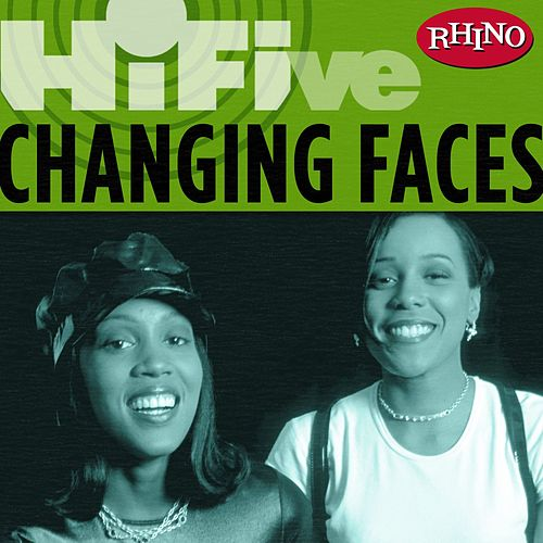 Rhino Hi-five: Changing Faces by Changing Faces