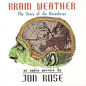 Brain Weather by Jon Rose
