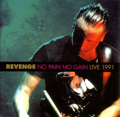 No Pain No Gain Live 1991 by Revenge