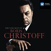 The Very Best Of Boris Christoff by Boris Christoff