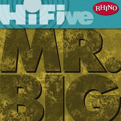 Rhino Hi-five: Mr. Big by Mr. Big