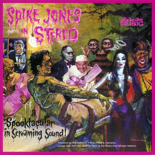 Spike Jones In Stereo by Spike Jones