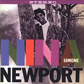 Nina Simone At Newport by Nina Simone