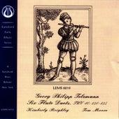 Telemann Flute Duets by Georg Philipp Telemann