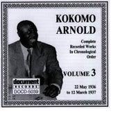 Kokomo Arnold, Vol. 3: 1936 - 1937 by Kokomo Arnold