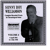 Sonny Boy Williamson, Vol. 4: 1941 - 1945 by Sonny Boy Williamson