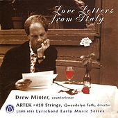Love Letters From Italy by Various Artists