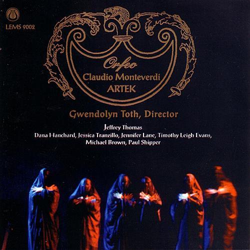 Orfeo by Claudio Monteverdi
