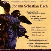 Cantata # 10 and Cantata # 47 by Johann Sebastian Bach