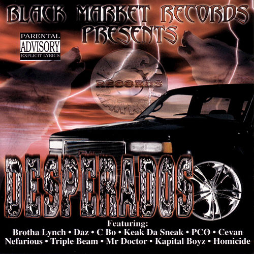Desperados by Various Artists