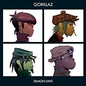 Demon Days von Gorillaz