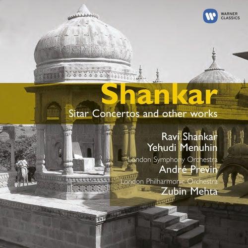Sitar Concertos by Ravi Shankar
