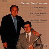 Mozart: Concertos For Flute and Orchestra by Jean-Pierre Rampal