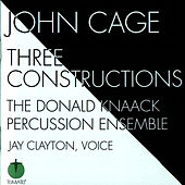 Three Constructions by John Cage